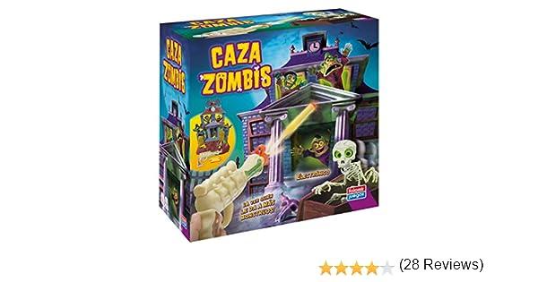 Falomir Caza Zombis, Juego de Mesa, Habilidad (27270) , color/modelo surtido: Amazon.es: Juguetes y juegos