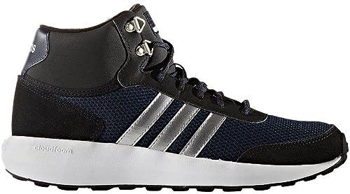 Adidas neo - donne cloudfoam corsa wtr metà w di scarpe da corsa.