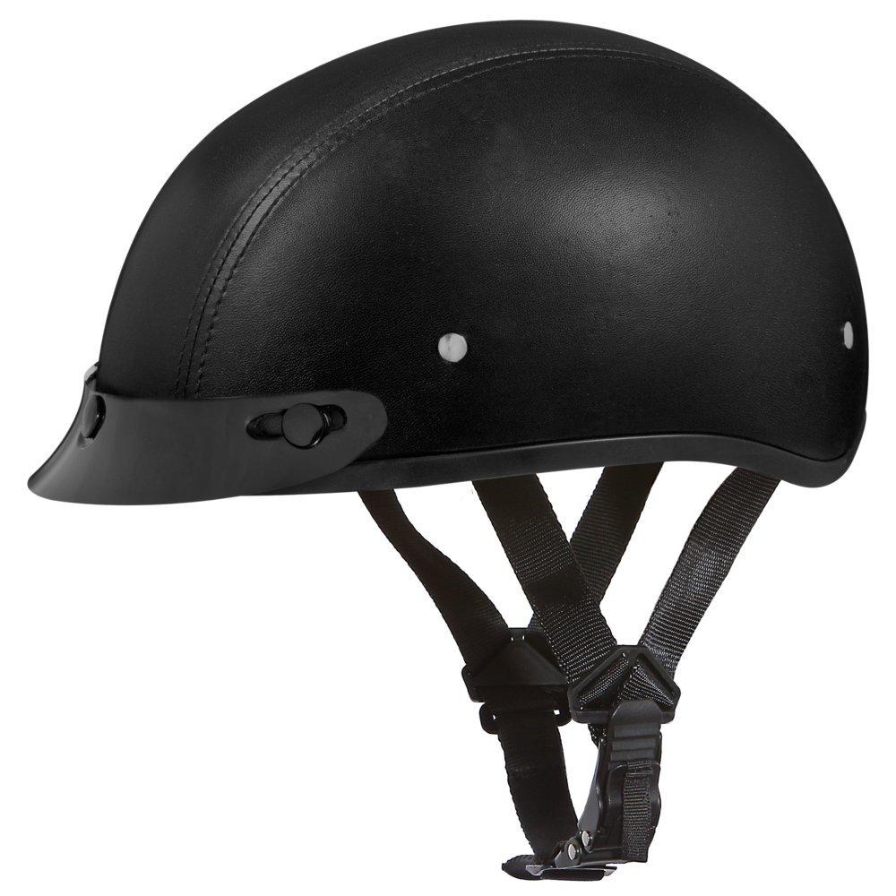 Daytona Helmets Half Shell - DOT Certified
