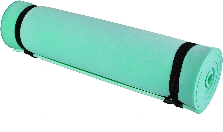 Camping Mat EVA Foam Roll Sleeping Mat 4 Season Pilates Physio Lightweight New