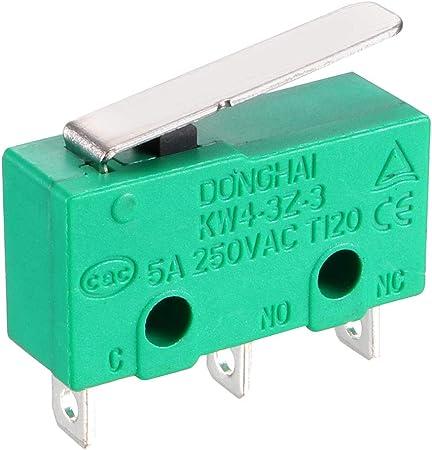 Donghai KW4-3Z-3 SPDT NO NC Mikroschalter Endschalter