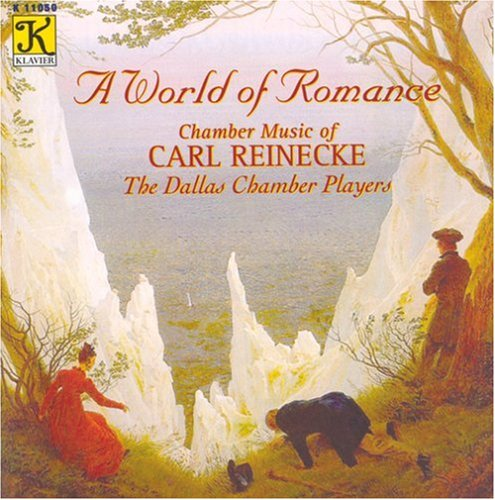 Players Chamber (A World of Romance: Reinecke: Trio for Oboe, Horn & Piano; Trio for Viola, Clarinet & Piano; Trio for Clarinet, Horn & Piano)