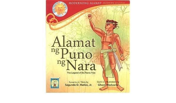 ano ang tagalog ng legend
