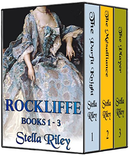 Rockliffe Series: Books 1-3 Box Set