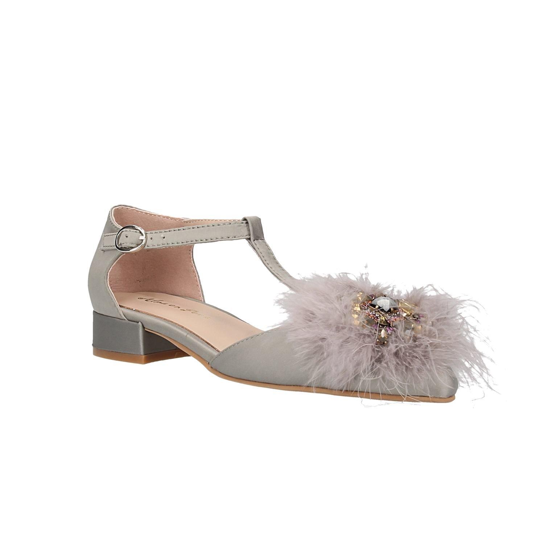 Zapato Alma EN PENA V18173 Satin Pewter Gris 37 EU|Gris