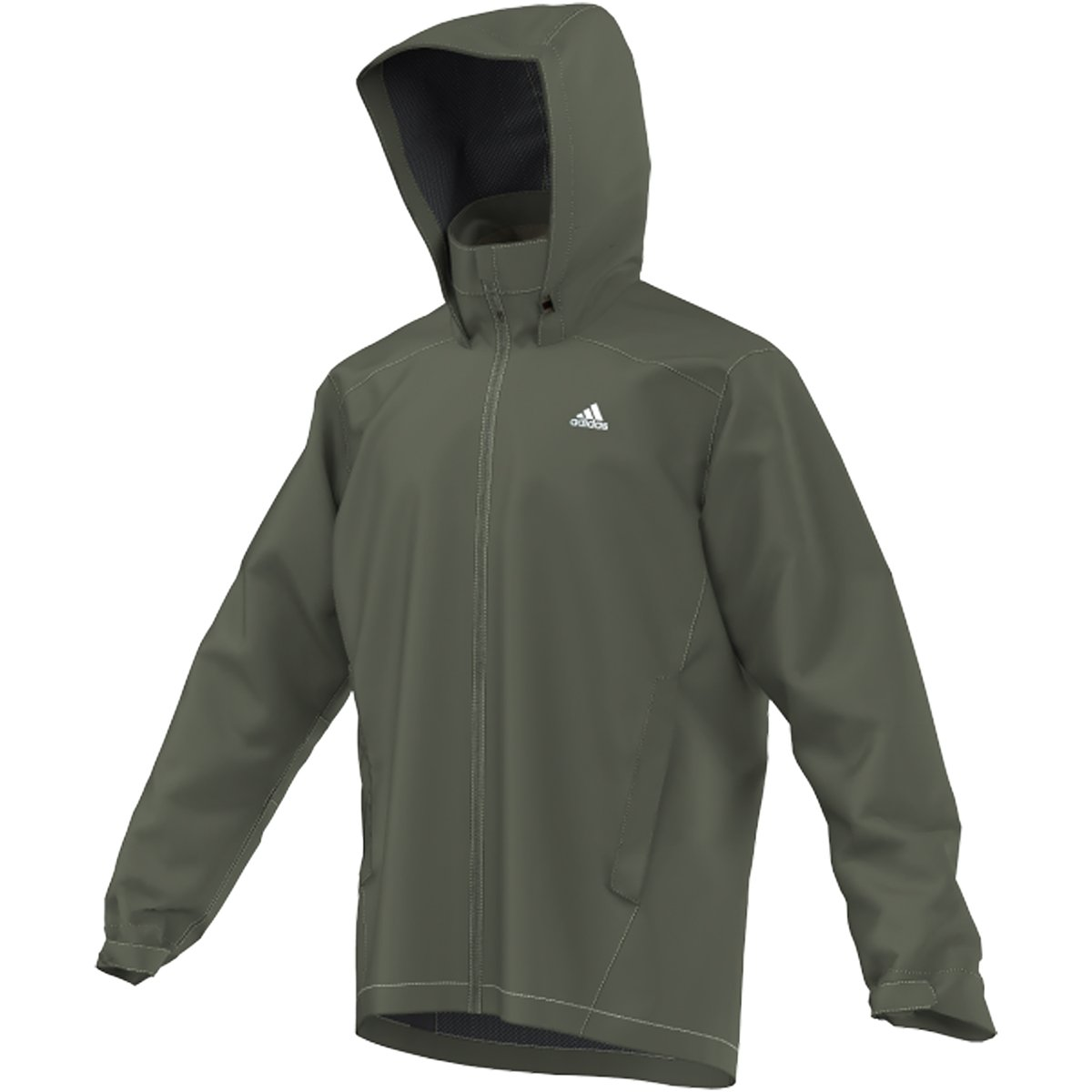 4b73a443a Amazon.com: adidas Outdoor Men's 2 Layer Wandertag Gore-Tex Jacket: Clothing