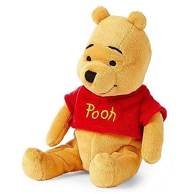 Disney Winnie the Pooh Plush Mini Bean Bag Toy -- 7'': Toys & Games