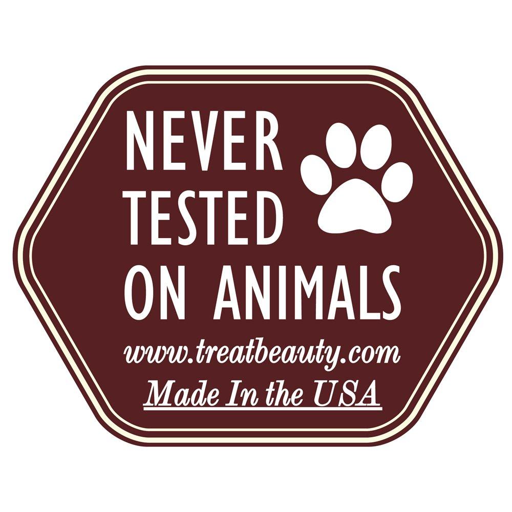 TREAT Jumbo Lip Scrub - Sherbet, Organic & Cruelty Free (.50 OZ) by Treat (Image #6)