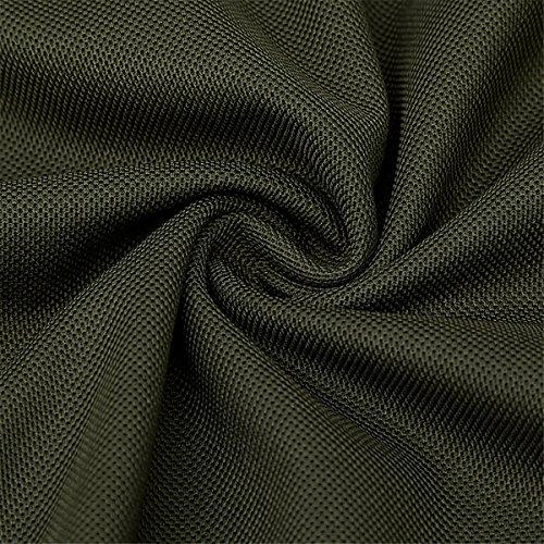 Polo Hommes Militaire Tactique de Combat de Chasse à Manches Courtes Tenu Airsoft Camouflage T-Shirt Tactical Uniforme… 6