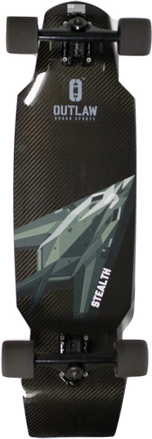 121C Stealth Carbon Fiber Skateboard