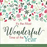 img - for It's the Most Wonderful Time of the Year Coloring Book book / textbook / text book