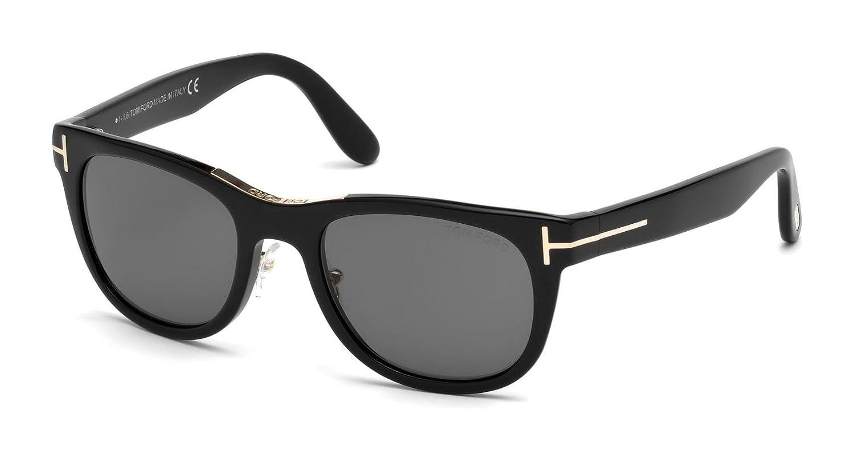 d7069a5ec3e7 Tom Ford 045 01D Jack Polarized Sunglasses at Amazon Men s Clothing store
