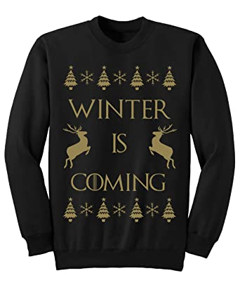 Image result for winter is coming jumpers