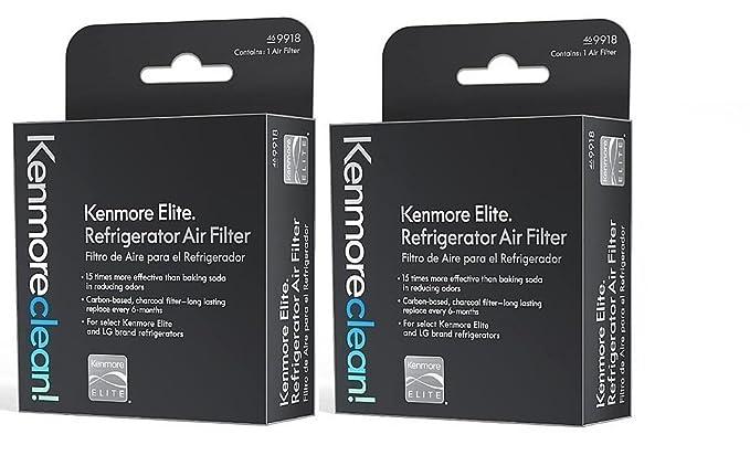 Recambio filtro de aire para el refrigerador de Kenmore Elite ...