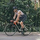 Przewalski Men's 3D Padded Cycling Bike Bib
