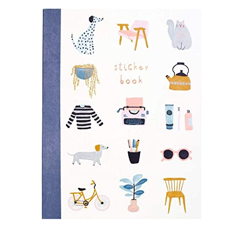 kikki.K Sticker Book: Sweet