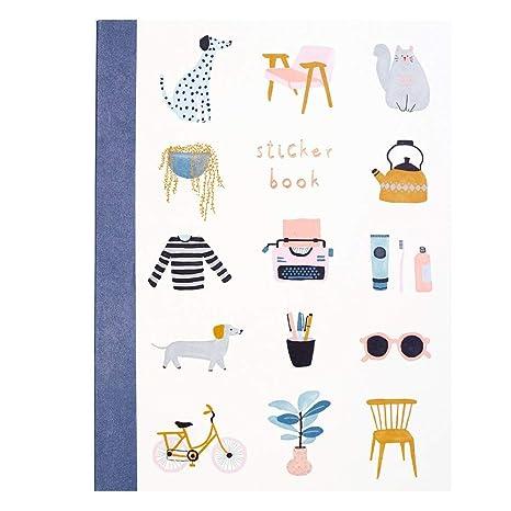 kikki.K Sticker Book: Sweet