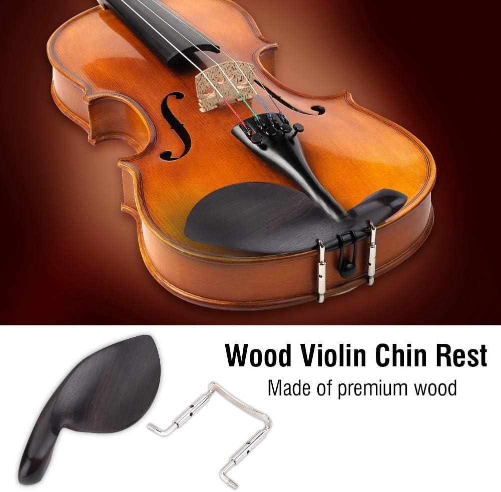 Rtengtunn 5 Pezzi 4//4 Violino Nylon Tailgut Cordiera di Ricambio Regolatore cordone Cordone di budello