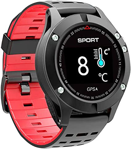 Amazon.com: Smart Watch Sports Watch Temperature Altitude ...