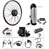 """BAFANG 500W 48V Hub Motor Electric Bike Conversion Kit for Kinds of Bicycle 20"""" 24"""" 26"""" 27.5"""" 700C Rear Wheel"""