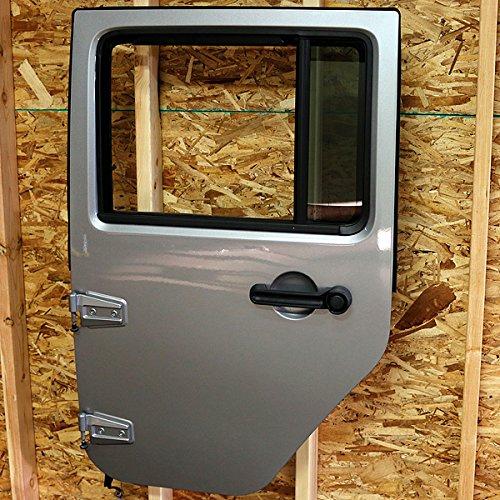 Hinges Door Full - TeraFlex 1830902 Full Hard Door Hinge