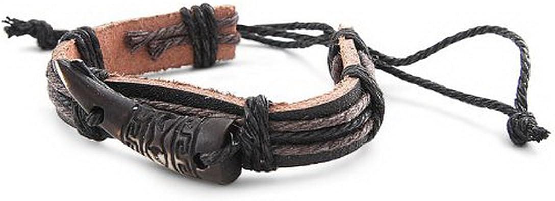 Crocodile Bracelet for Men Women Alligator Bracelet