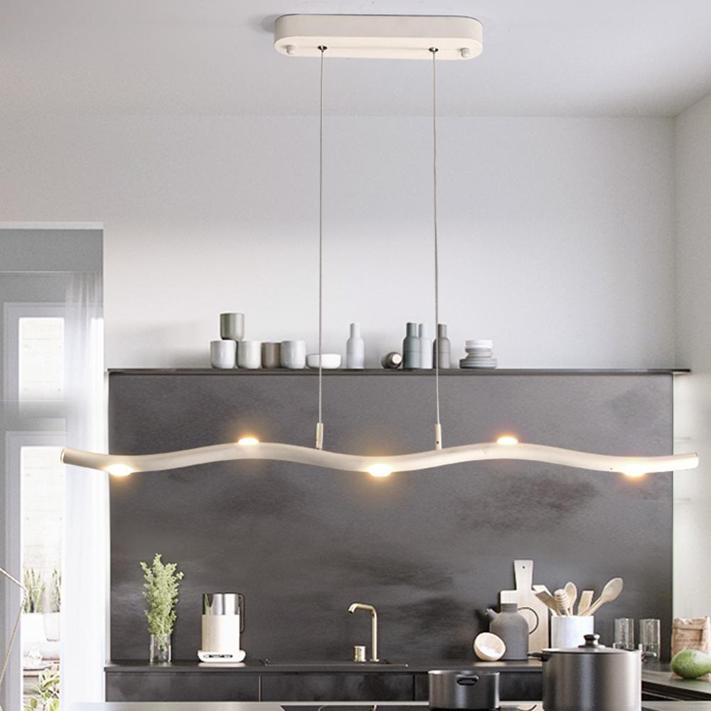 LED Anhänger Leuchter Lampen Pendelleuchte Hängelampe Modern Elegant ...
