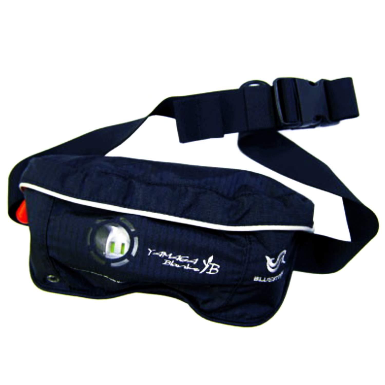 ヤマガブランクス(YAMAGA Blanks) 自動膨張ライフジャケット ウエストポーチタイプ   B00MAO9SNY