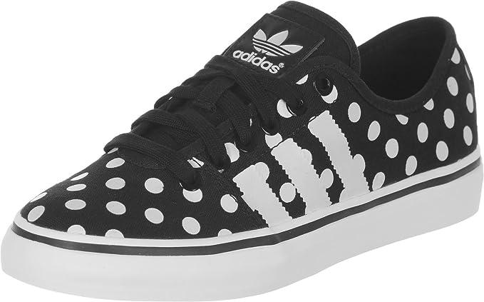 Adidas - Adria LO W - Color  Black-White - Size  5.0  Amazon.co.uk ... 5d3742fcb150