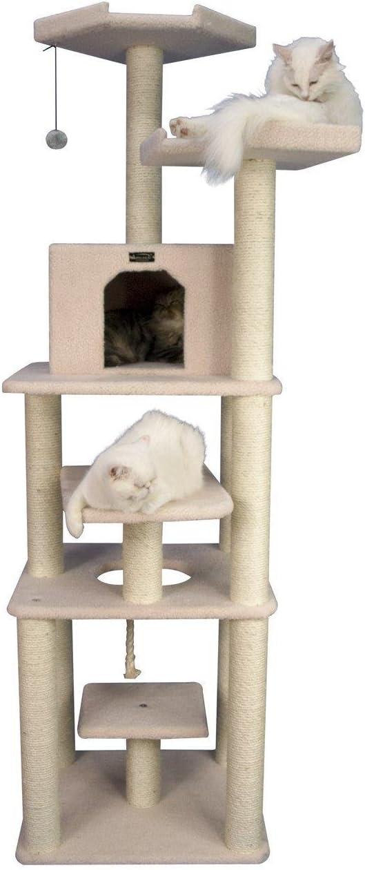 3. Armarkat Cat Tree Model B7801