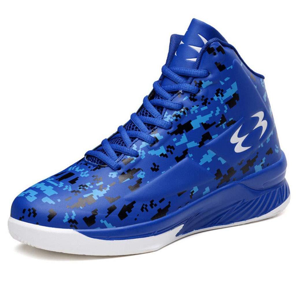 Zxcvb Herren High Top Designer Turnschuhe sportlich inspirierte Schuhe Sport Slip Leder High Top Basketball Athletische Turnschuhe Schuhe