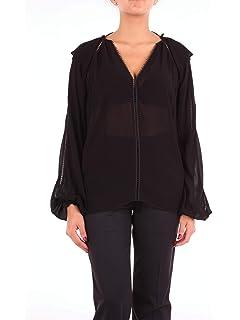 Carino Manche Sans Pull T Pinko Di Jersey FemmeAmazon Cotone Shirt CodWerxB
