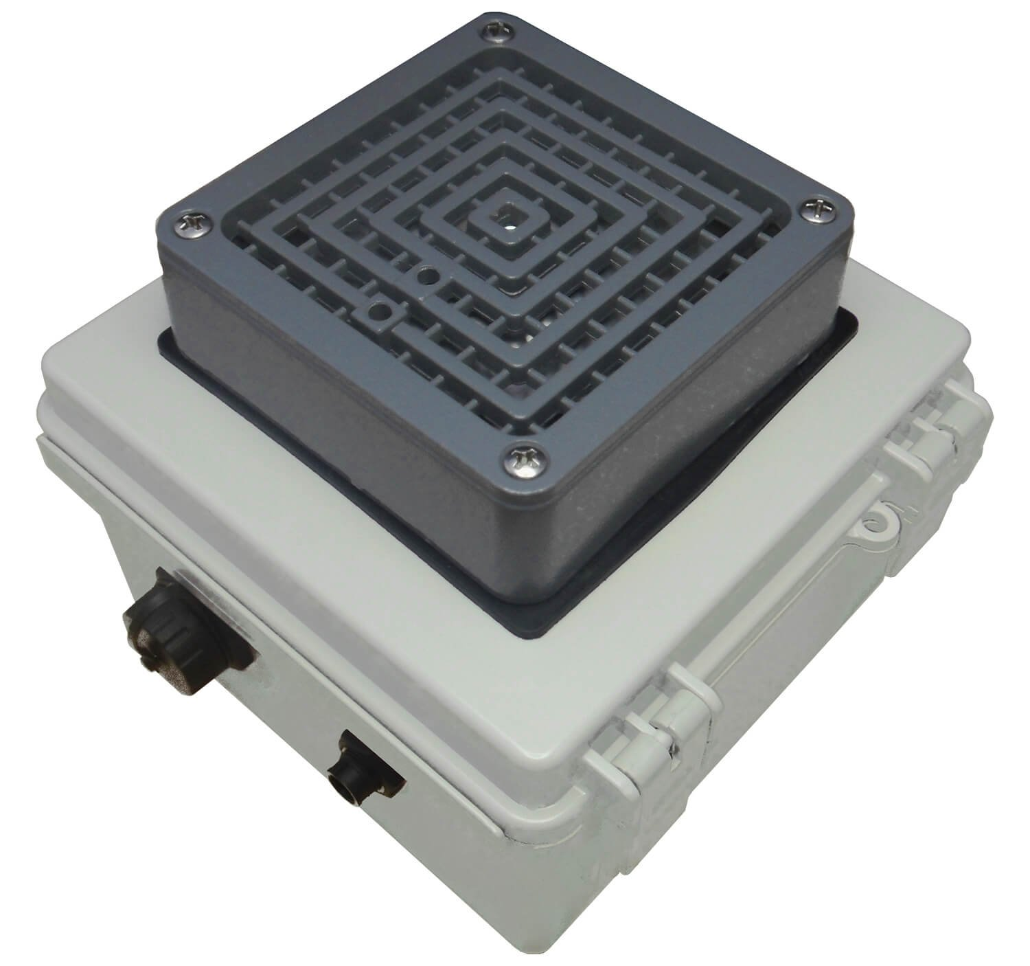 Linortek Netbell-KB Web-Based Self-Contained Break Buzzer System for Industrial Working Areas up to 25,000 sq. ft. by Linortek (Image #1)