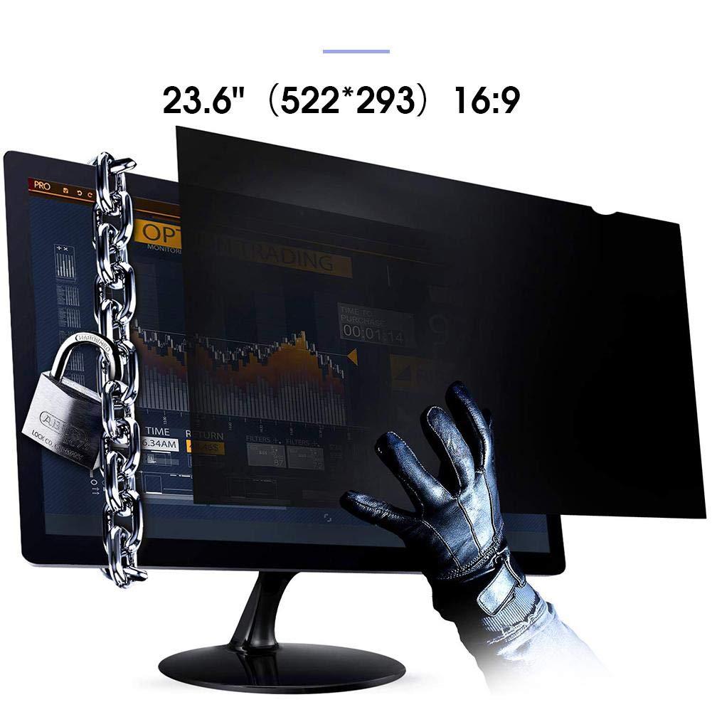 Bildschirmfilter Laptop F/ür 21-24 Zoll Allgemeine Anti Blau Film Bildschirmschoner circulor Notebook Privacy Filter Fl/üssigkristallpanel 100 Schutzfolie Privacy Filter Auge