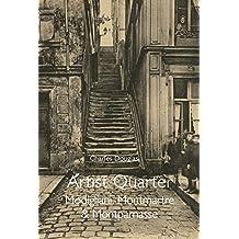 Artist Quarter: Modigliani, Montmartre & Montparnasse