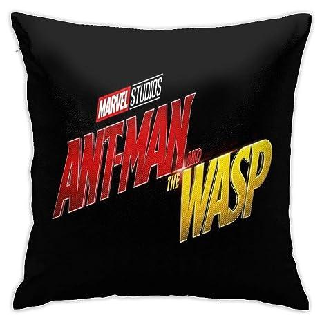 DailiH Fundas de cojín Ant-Man and The Wasp - Funda de ...