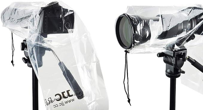 Regenschutz Für Spiegelreflexkameras 2 Stück Kamera