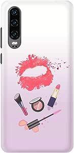 Stylizedd Huawei P30 Slim Snap Basic Case Cover Matte Finish - Makeup Kit
