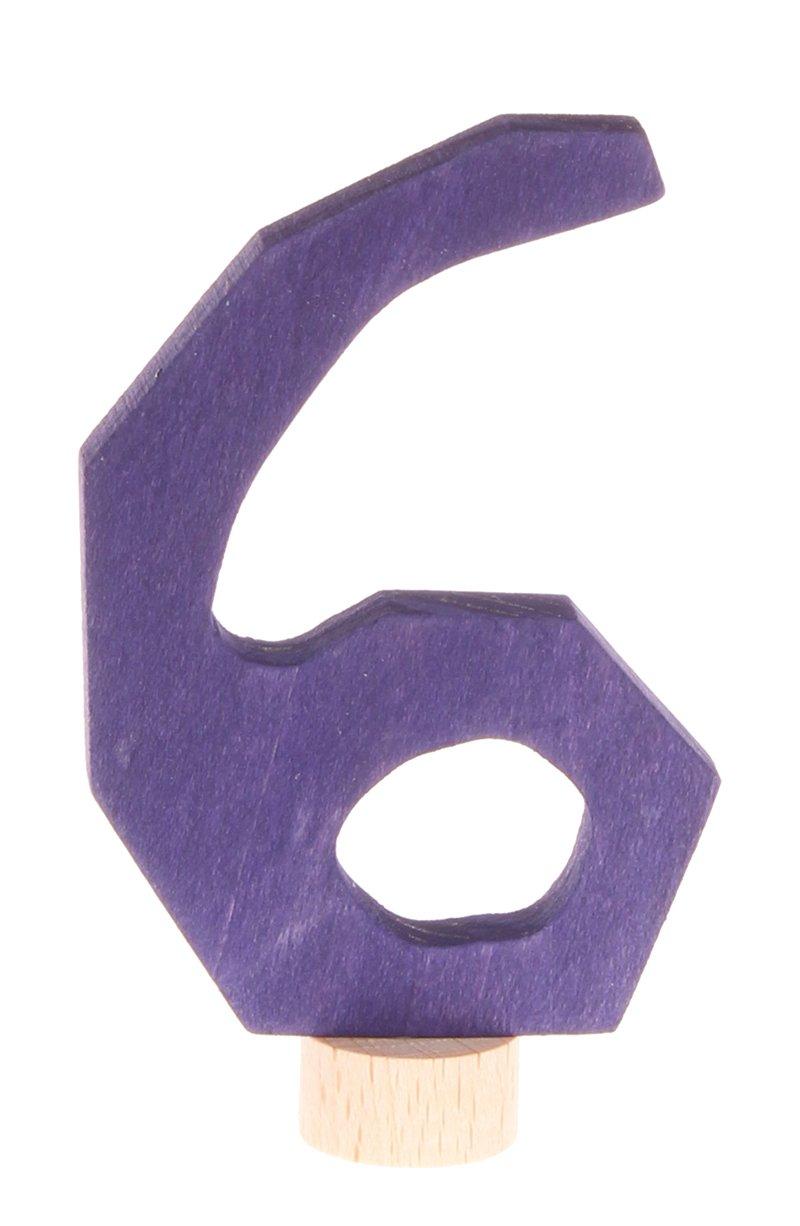 Grimms Spiel Und Holz Design Grimm's Stecker 6 04560