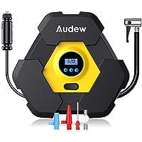 $27 » AUDEW Portable Air Compressor Pump, Auto Digital Tire Inflator, 12V 150 PSI Tire Pump for…