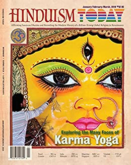 Hinduism Today Magazine January February March 2016 Kindle