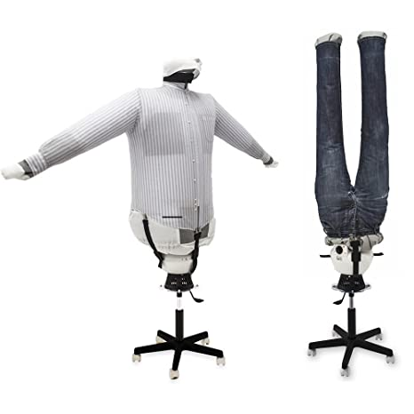 EOLO stirasciugatore Leonardo SA05 SP _ secador y plancha en automático camisas, camisetas, pantalones