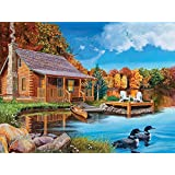 Cobble Hill Loon Lake, 500-Piece