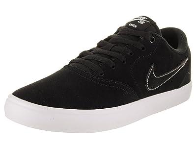 best sneakers 0b7cb d9000 Nike Mens SB Check Solar Black Team RED Gum Light Brown Size 9