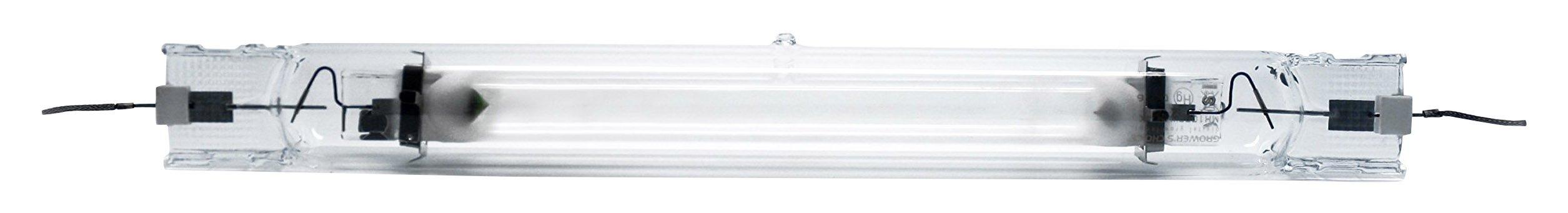 Grower's Choice DE MH Double Ended Metal Halide Grow Light Lamp (6K), 1000W