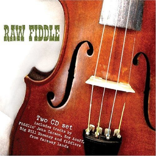 Great American Fiddle Collection - Raw Fiddle
