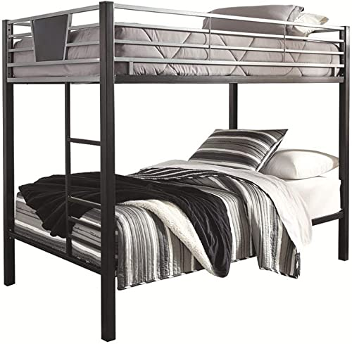 Signature Design Contemporary Bed