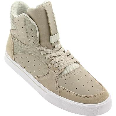 56aba1900657 Supra Men s Skate Shoes Vaider 3000 Light Grey - White S30003 Medium (D