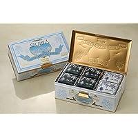 Shiroi Koibito Langue de Chat Cookie with White & Black Chocolate 54 Pieces/Box Shipping from Sapporo [Hokkaido]