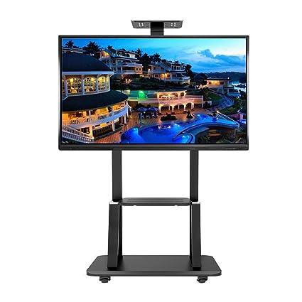 Mobile Porta Tv Plasma.Zaqi Supporto Tv Staffa Porta Tv Carrello Tv Mobile Per Pannello